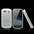Nillkin Transparent Matte Soft Cases Covers for Samsung i9023 i9020 Nexus S - White (High transparent screen protector)