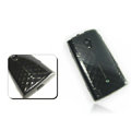 Nillkin Transparent Rainbow Soft Cases Covers for Sony Ericsson Xperia X10 - Black (High transparent screen protector)