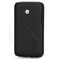 Nillkin Super Matte Hard Cases Skin Covers for LG E510 Optimus Glare - Black (High transparent screen protector)