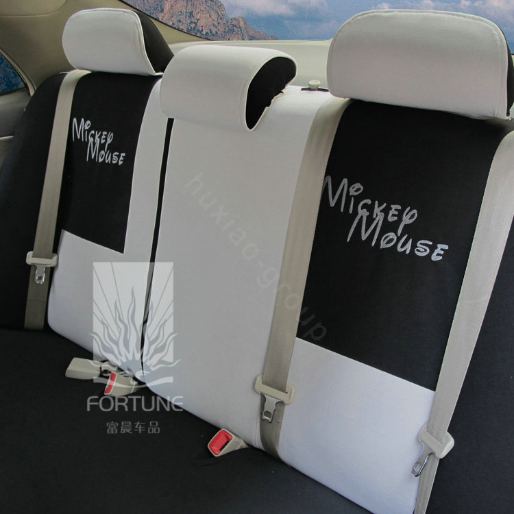 Buy Wholesale FORTUNE Mickey Mouse Autos Car Seat Covers