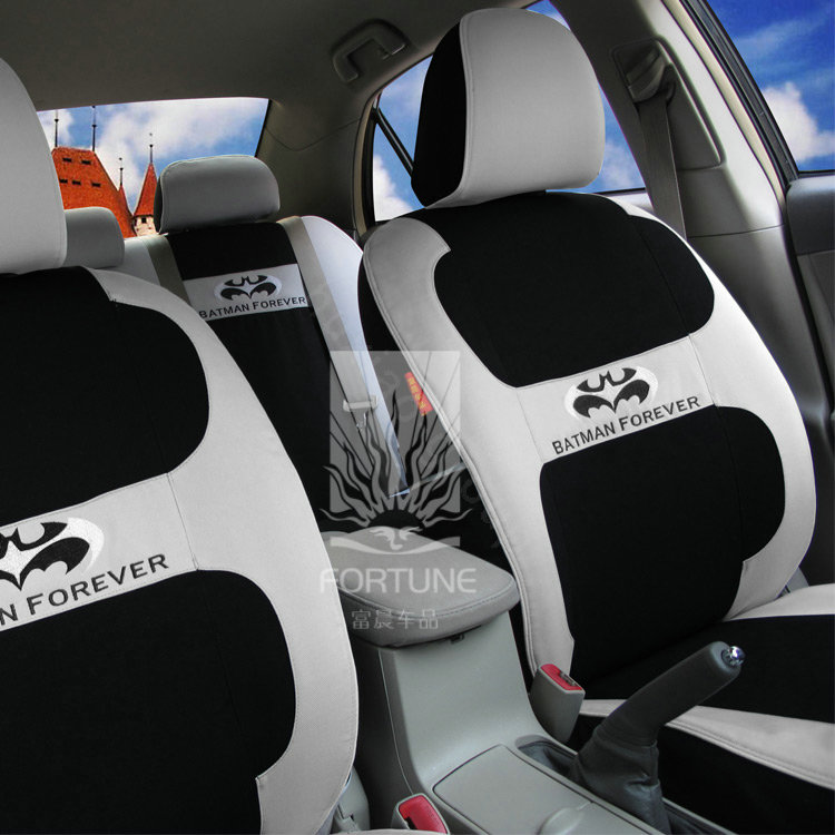 Buy Wholesale FORTUNE Batman Forever Autos Car Seat Covers