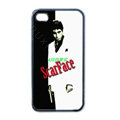 Scarface Hard Cases Skin Covers for iPhone 4G/4S - White EB002