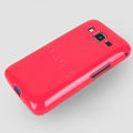TPU Soft Silicone Cases Skin Covers for Samsung B9062 - Rose