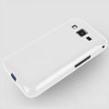 TPU Soft Silicone Cases Skin Covers for Samsung B9062 - White