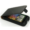 IMAK leather Cases Simple Holster Covers for HTC Incredible S S710E G11 - Black