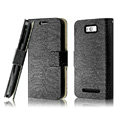 IMAK Slim leather Cases Luxury Holster Covers for MI M1 MIUI MiOne - Black