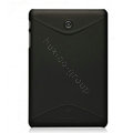 Nillkin Super Matte Hard Cases Skin Covers for Huawei MediaPad - Black (High transparent screen protector)