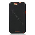 Nillkin Super Matte Rainbow Cases Skin Covers for Lenovo LePad S2005 - Core Black (High transparent screen protector)
