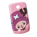 Chopper Matte Hard Cases Covers for Samsung GALAXY Mini S5570 I559 - Pink