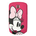 Minnie Mouse Matte Hard Cases Covers for Samsung GALAXY Mini S5570 I559 - Rose