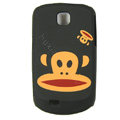 Paul Frank Matte Hard Cases Covers for Samsung GALAXY Mini S5570 I559 - Black