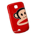 Paul Frank Matte Hard Cases Covers for Samsung GALAXY Mini S5570 I559 - Red