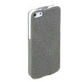 ROCK Eternal Series Flip leather Cases Holster Covers for iPhone 5 - Grey