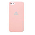 ROCK Naked Shell Cases Hard Back Covers for iPhone 5 - Pink