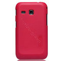 Nillkin Super Matte Hard Cases Skin Covers for Samsung I659 GALAXY Ace Plus - Rose (High transparent screen protector)