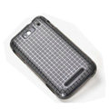 ROCK Magic cube TPU soft Cases Covers for MI M1 MIUI MiOne - Black (High transparent screen protector)