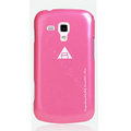 ROCK Naked Shell Cases Hard Back Covers for Samsung S7562 Galaxy S Duos - Rose