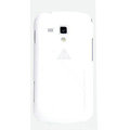 ROCK Naked Shell Cases Hard Back Covers for Samsung S7562 Galaxy S Duos - White