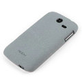 ROCK Quicksand Hard Cases Skin Covers for Lenovo A750 - Gray