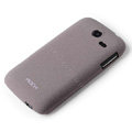 ROCK Quicksand Hard Cases Skin Covers for Lenovo A750 - Purple
