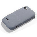ROCK Quicksand Hard Cases Skin Covers for Lenovo S760 - Gray