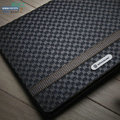 Nillkin Weave leather Cases Holster Covers for iPad 2 - Black (High transparent screen protector)