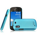 IMAK Ultrathin Matte Color Covers Hard Cases for Gionee GN105 - Blue (High transparent screen protector)