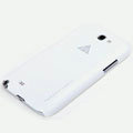 ROCK Naked Shell Cases Hard Back Covers for Samsung N7100 GALAXY Note2 - White