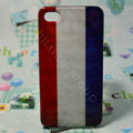Retro Netherlands flag Hard Back Cases Covers for iPhone 4G/4GS