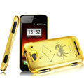 IMAK Cancer Constellation Color Covers Hard Cases for MI M1 MIUI MiOne - Golden