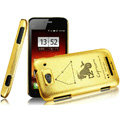 IMAK Capricorn Constellation Color Covers Hard Cases for MI M1 MIUI MiOne - Golden