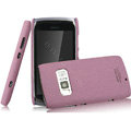 IMAK Cowboy Shell Quicksand Hard Cases Covers for Nokia 801T - Purple (High transparent screen protector)