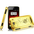 IMAK Leo Constellation Color Covers Hard Cases for MI M1 MIUI MiOne - Golden