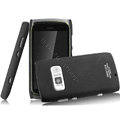 IMAK Ultrathin Matte Color Covers Hard Cases for Nokia 801T - Black (High transparent screen protector)