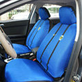 F.C Inter Milano Universal Auto Car Seat Cover Set 10pcs - Blue