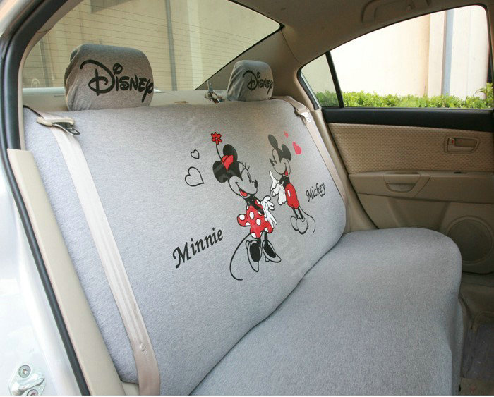 NAMEMickey Minnie Mouse Universal Auto Car Seat Covers Set
