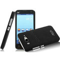 IMAK Cowboy Shell Quicksand Hard Cases Covers for MI M2 Mi2 - Black (High transparent screen protector)