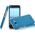 IMAK Cowboy Shell Quicksand Hard Cases Covers for MI M2 Mi2 - Blue (High transparent screen protector)