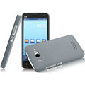IMAK Cowboy Shell Quicksand Hard Cases Covers for MI M2 Mi2 - Gray (High transparent screen protector)
