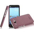 IMAK Cowboy Shell Quicksand Hard Cases Covers for MI M2 Mi2 - Purple (High transparent screen protector)