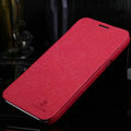 Nillkin England Retro Leather Cases Holster Covers for Samsung N7100 GALAXY Note2 - Red (High transparent screen protector)