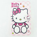 Hello kitty Side Flip leather Cases Covers for Samsung N7100 GALAXY Note2 - Pink EB005