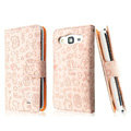 IMAK Candy holster leather Cases Covers Skin for Samsung B9062 - Pink