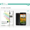Nillkin Ultra-clear Anti-fingerprint Screen Protector Film for HTC X920e Droid DNA