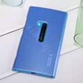 Nillkin Colourful Hard Cases Skin Covers for Nokia Lumia 920 - Blue (High transparent screen protector)