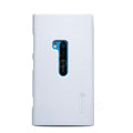 Nillkin Super Matte Hard Cases Skin Covers for Nokia Lumia 920 - White (High transparent screen protector)