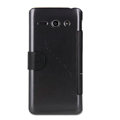 Nillkin Fresh leather Case button Holster Cover Skin for HUAWEI C8813 - Black