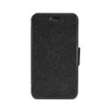 Nillkin Fresh leather Case button Holster Cover Skin for Nokia Lumia 620 - Black