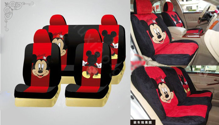 Disney Auto Seat Covers Images