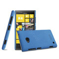 IMAK Cowboy Shell Hard Case Cover for Nokia Lumia 720 - Blue (High transparent screen protector)